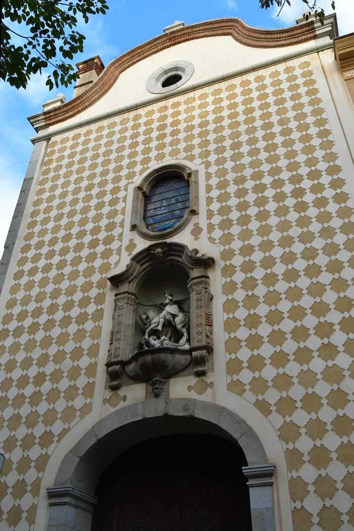 Església de l'hospital de Sant Jaume i Santa Magdalena de Mataró