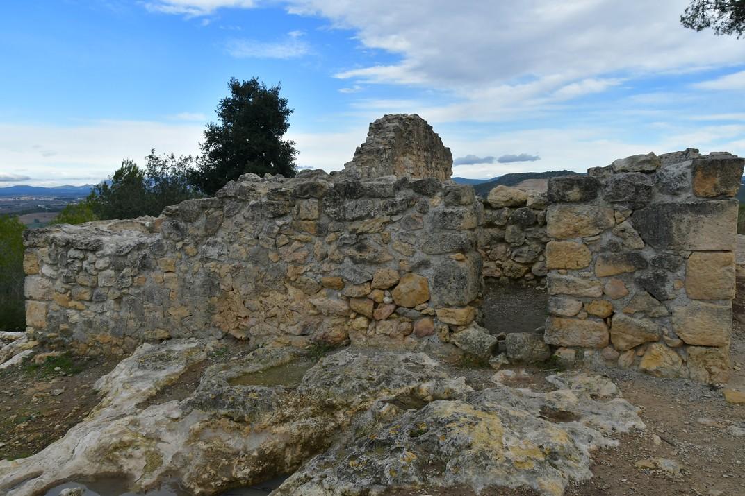 Església de Santa Maria del Pla dels Albats d'Olèrdola