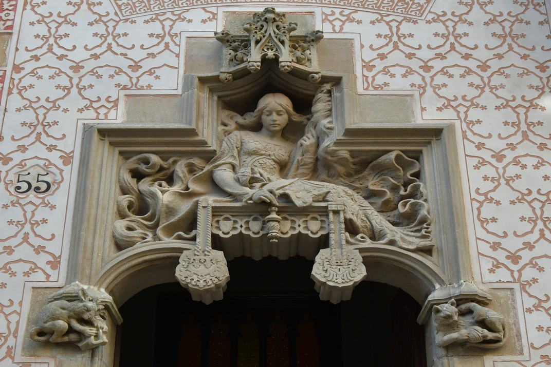 La Filosa de la Casa Coll i Regàs de Mataró
