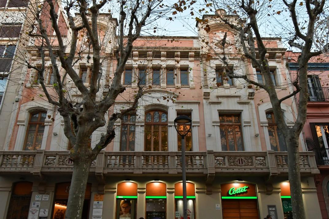 Teatre Clavé de Mataró