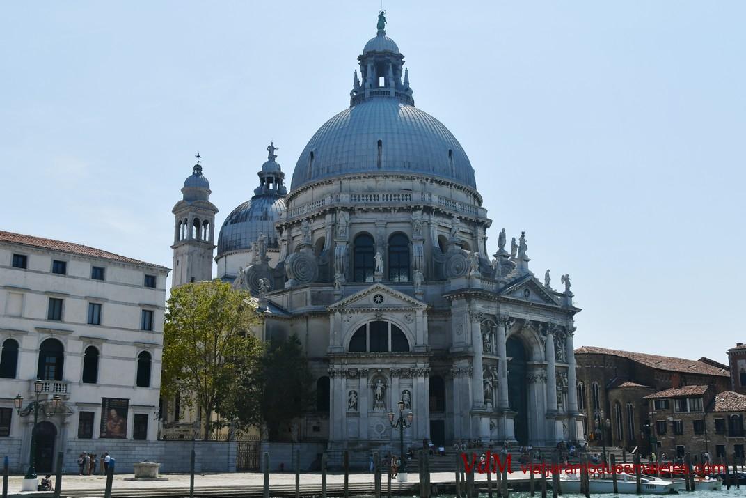 Basílica de Santa Maria de la Salut de Venècia