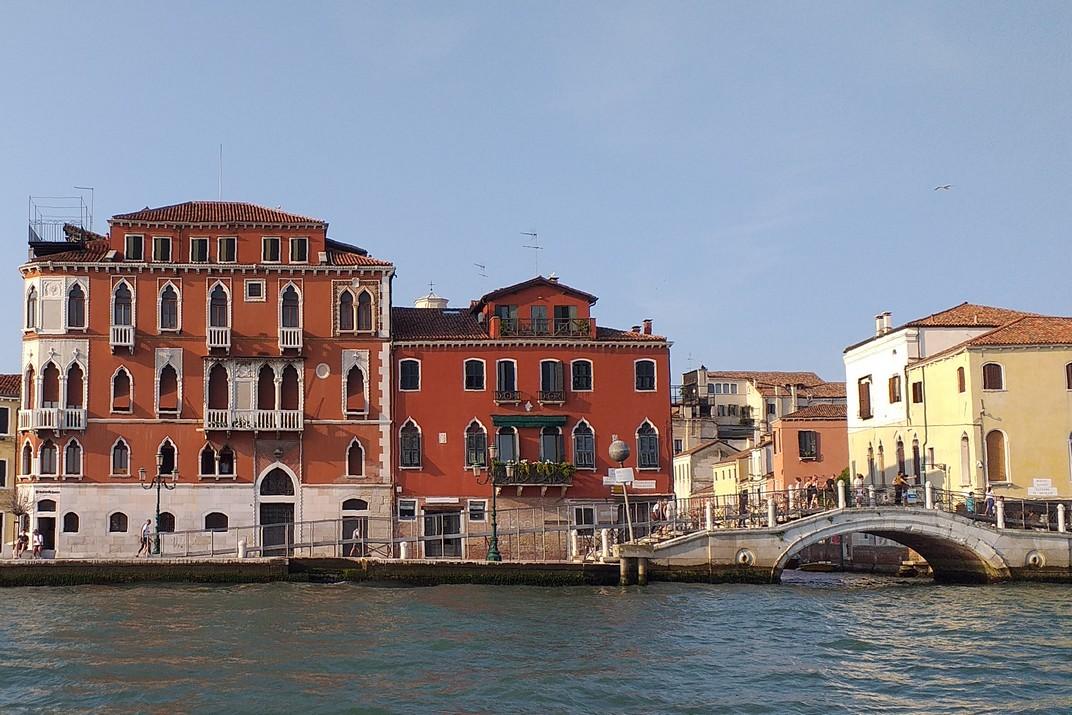 Edificis de Dorsoduro de Venècia