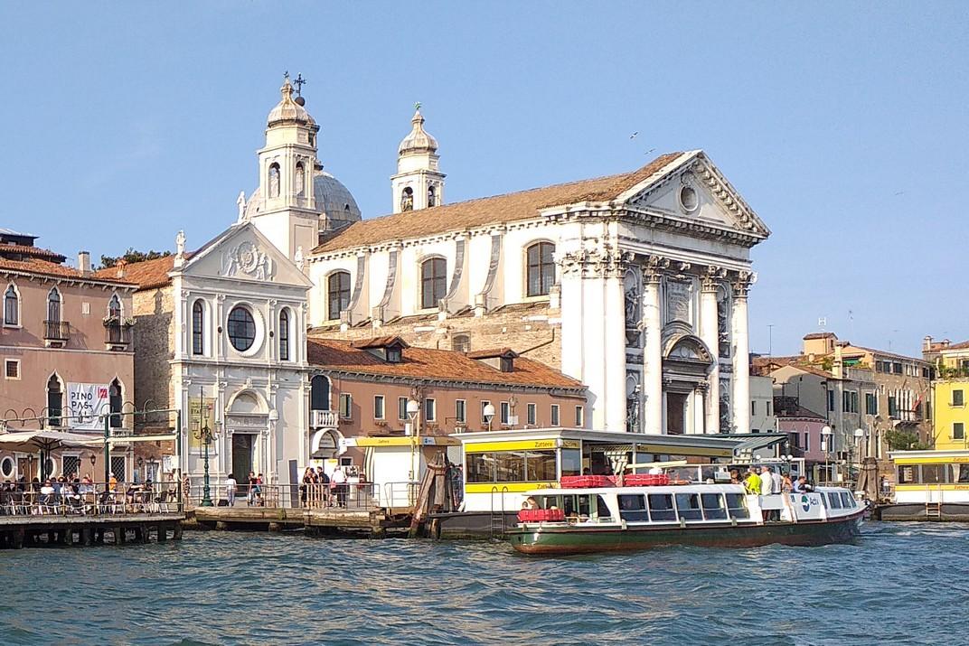 Església de Santa Maria del Rosari de Venècia
