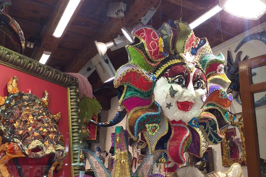 Màscares del Sol del Carnaval de Venècia