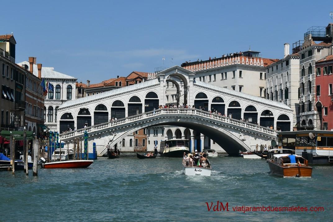 Pont de Rialto de Venècia