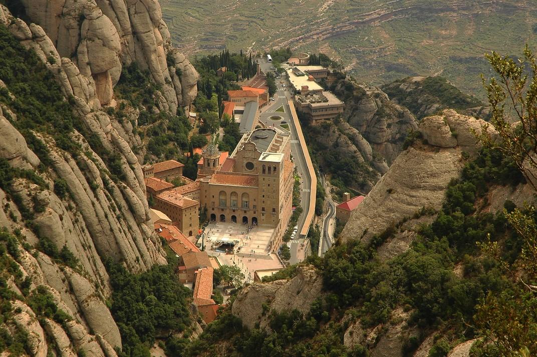 Escapades per Catalunya - Montserrat