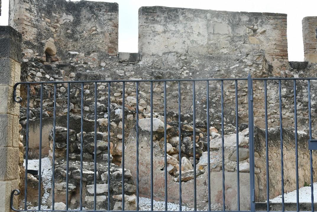 Cementiri musulmà del Castell de la Suda de Tortosa