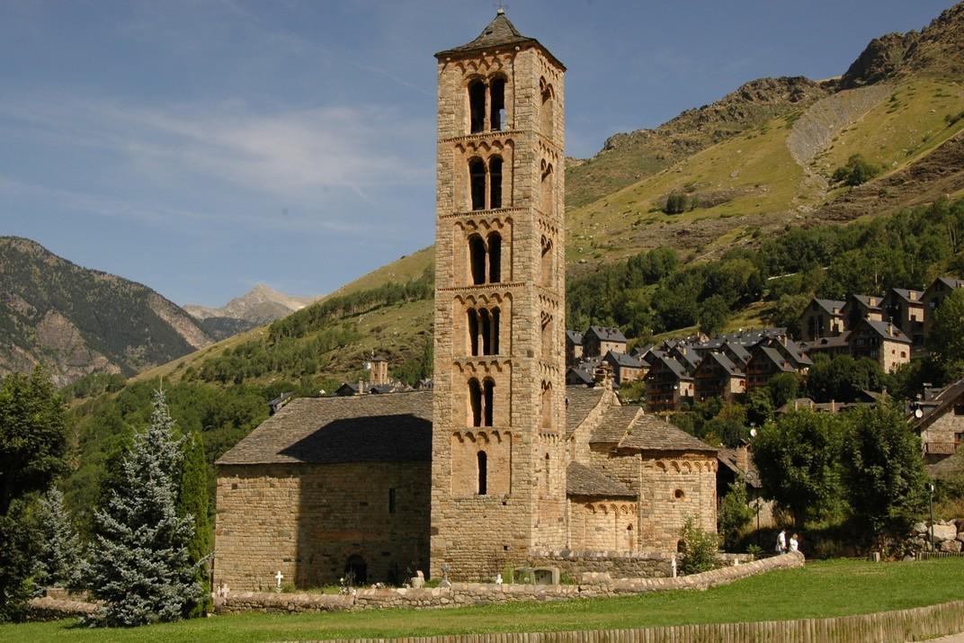 Església de Sant Climent de Taüll - Lleida