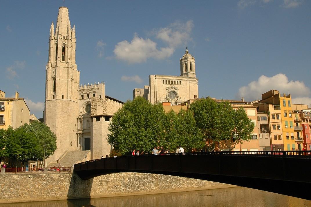 Església de Sant Feliu i Catedral de Santa Maria - Girona