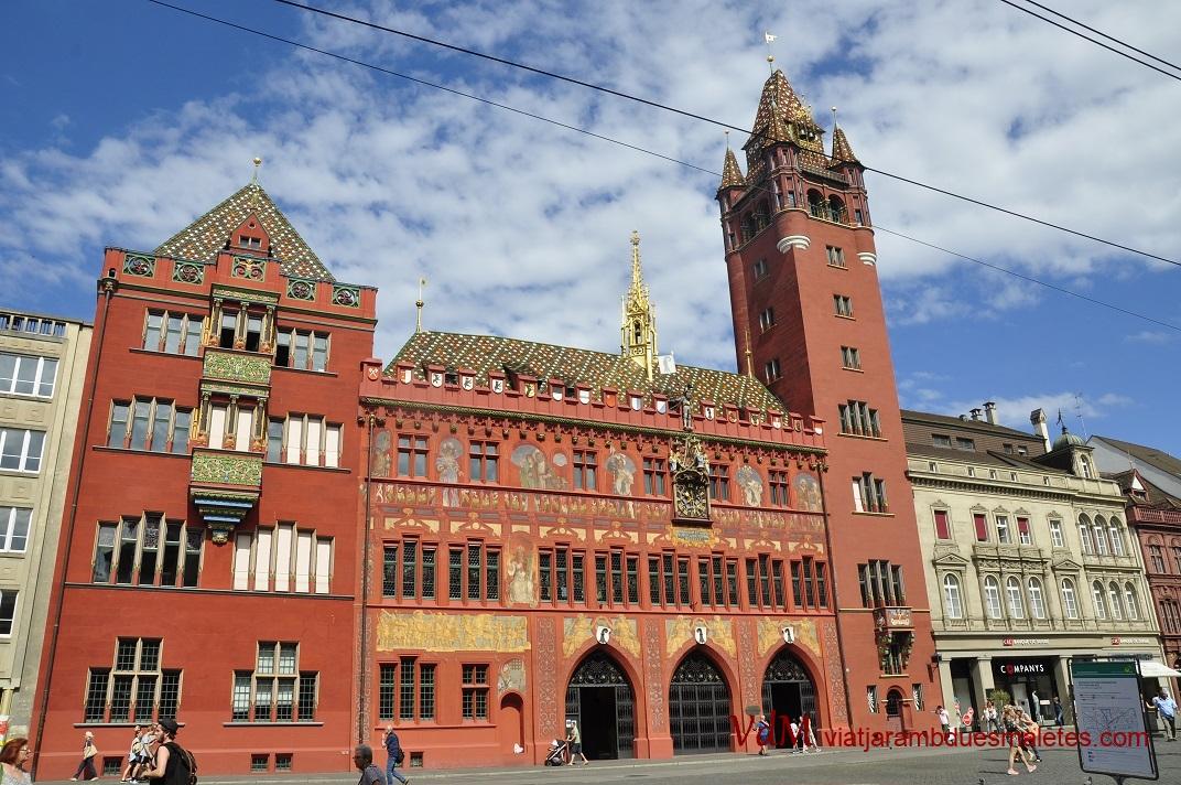 Ajuntament de Basilea