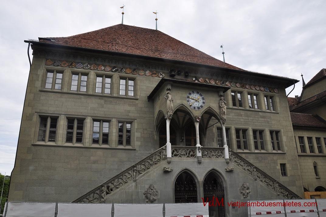 Ajuntament de Berna