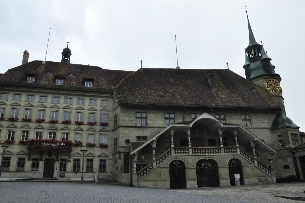 Ajuntament de Friburg