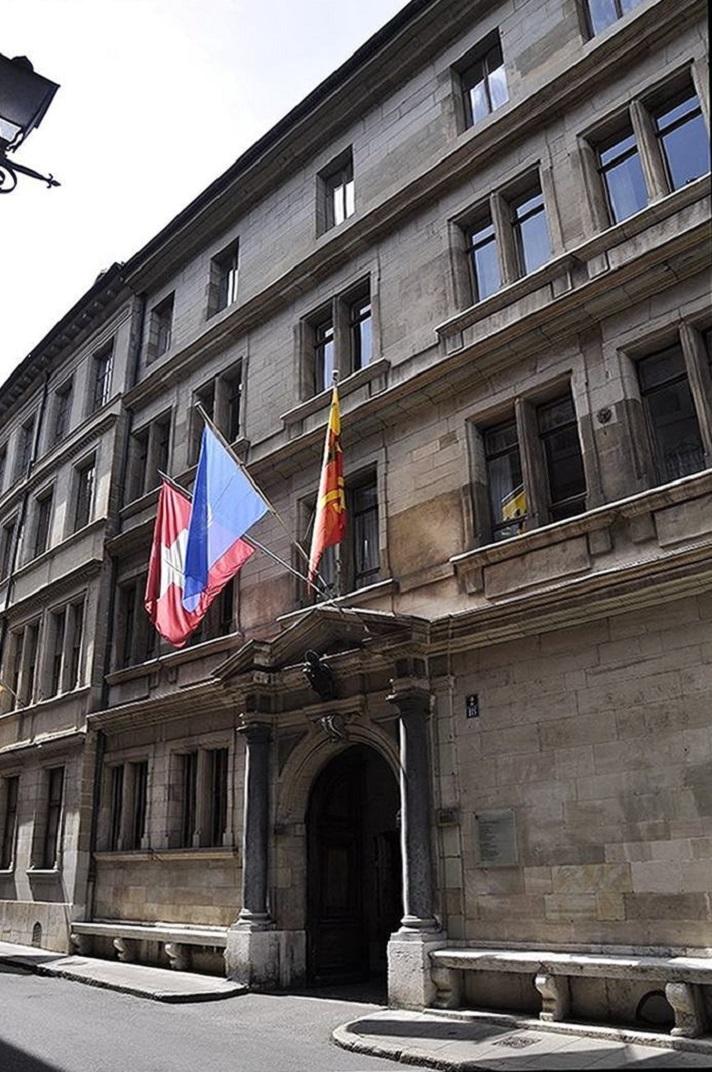 Ajuntament de Ginebra