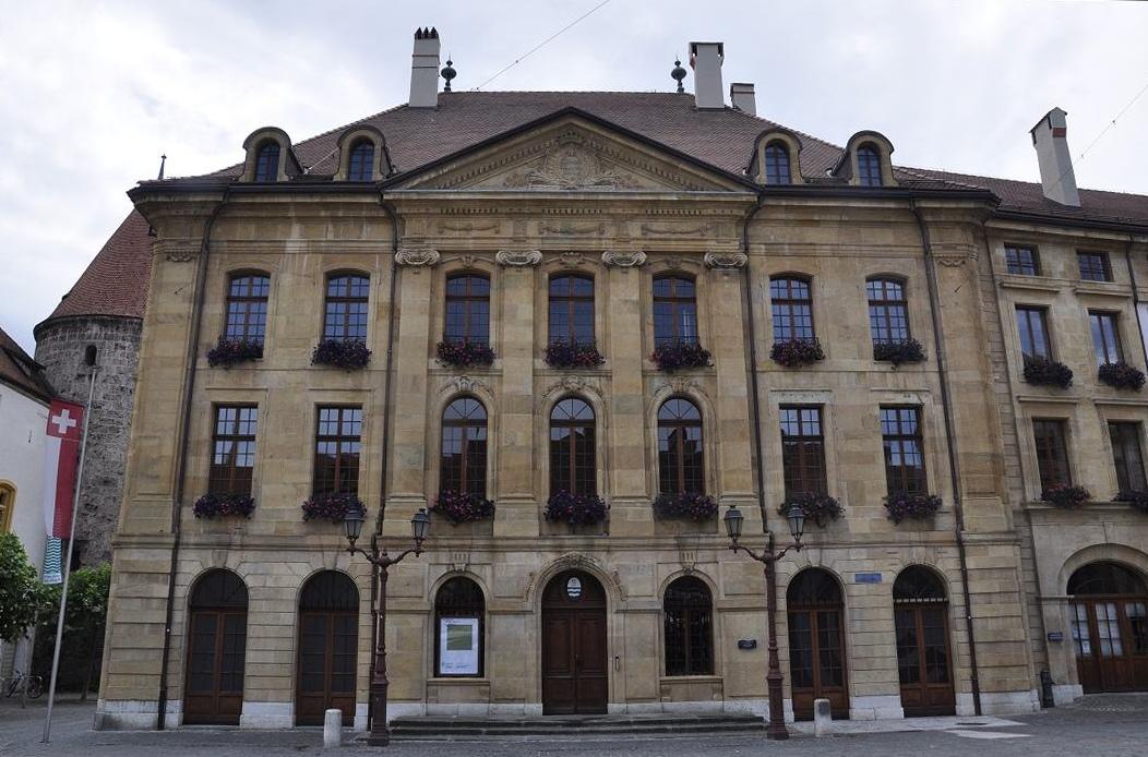 Ajuntament de Yverdon-les-Bains