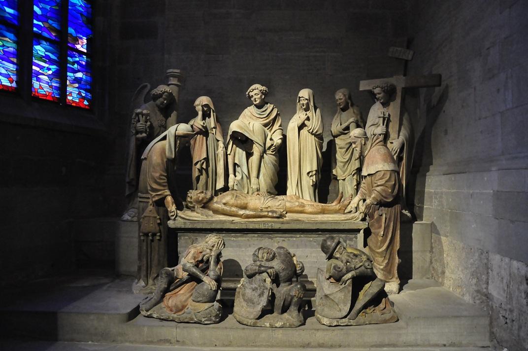 Altar de Sant Llorenç de la Catedral de Friburg