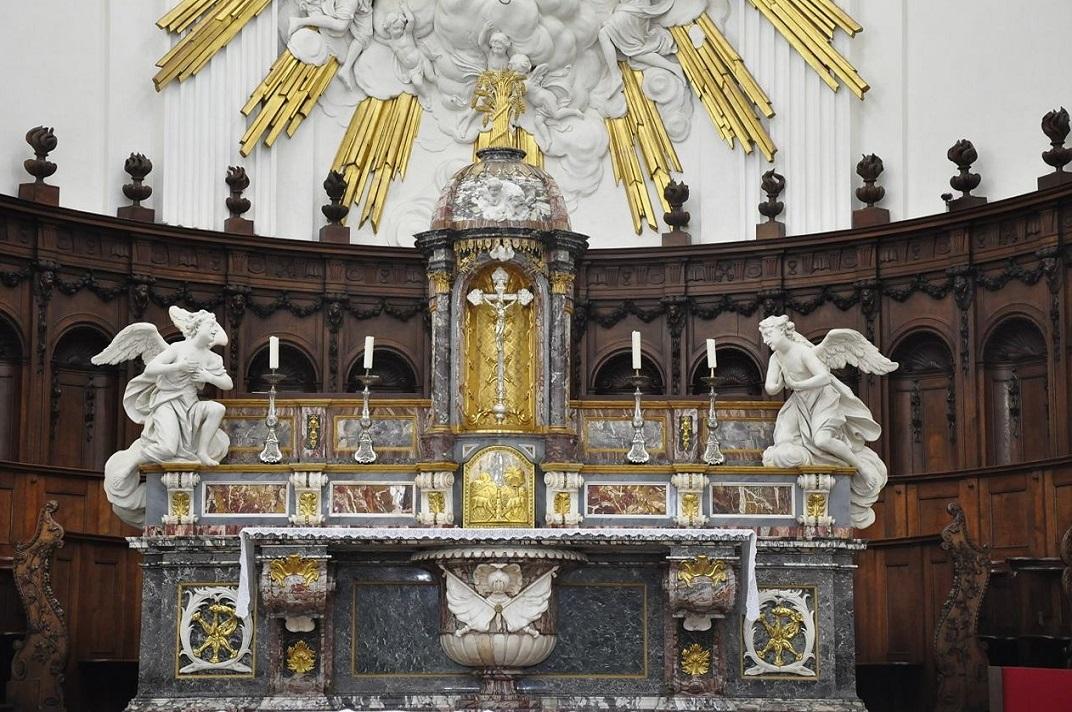 Altar major de la Catedral de Solothurn