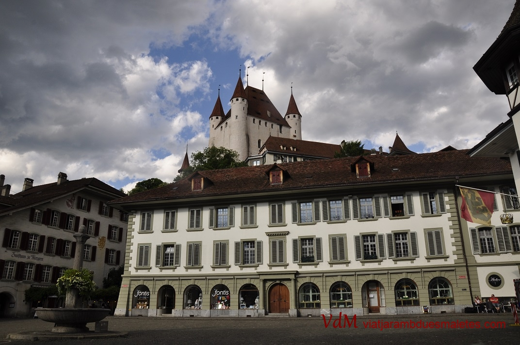 Antic hospital de Thun