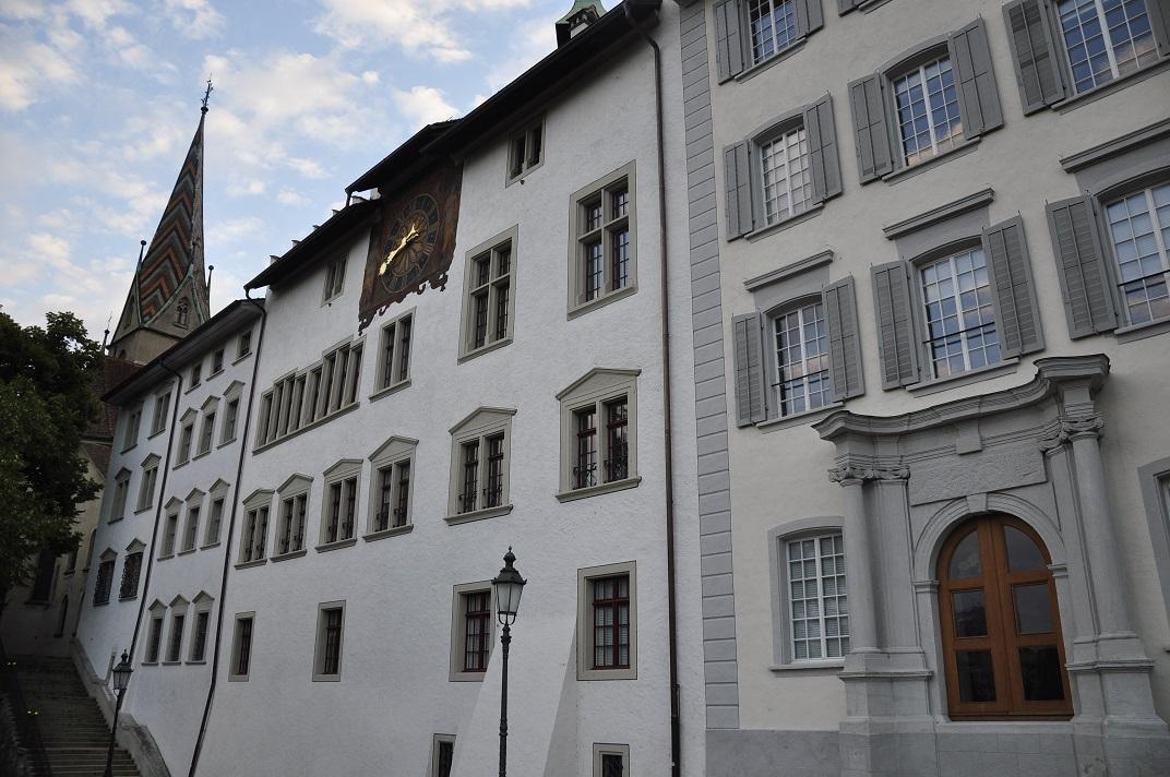 Antic parlament suís de Baden