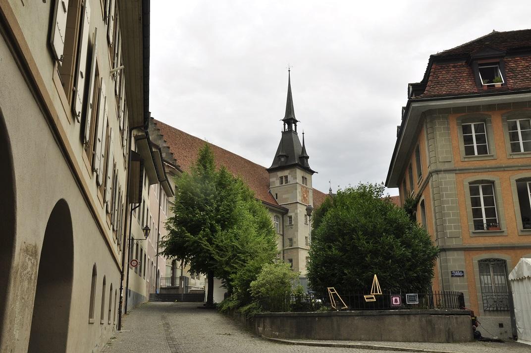 Antiga Acadèmia del nucli antic de Lausana