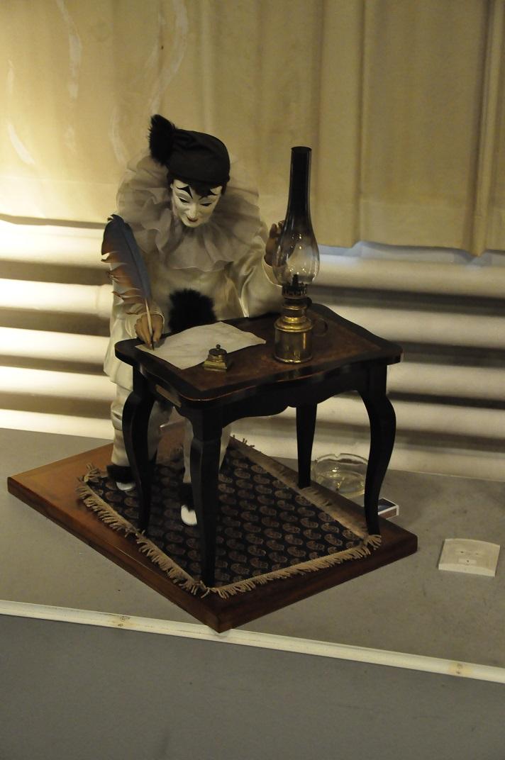 Autòmats del museu de la Sainte-Croix