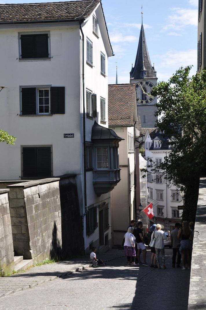 Baixada de la Linderhof de Zuric