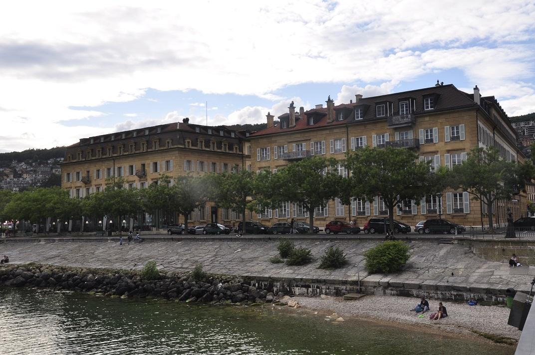 Barri del llac de Neuchâtel