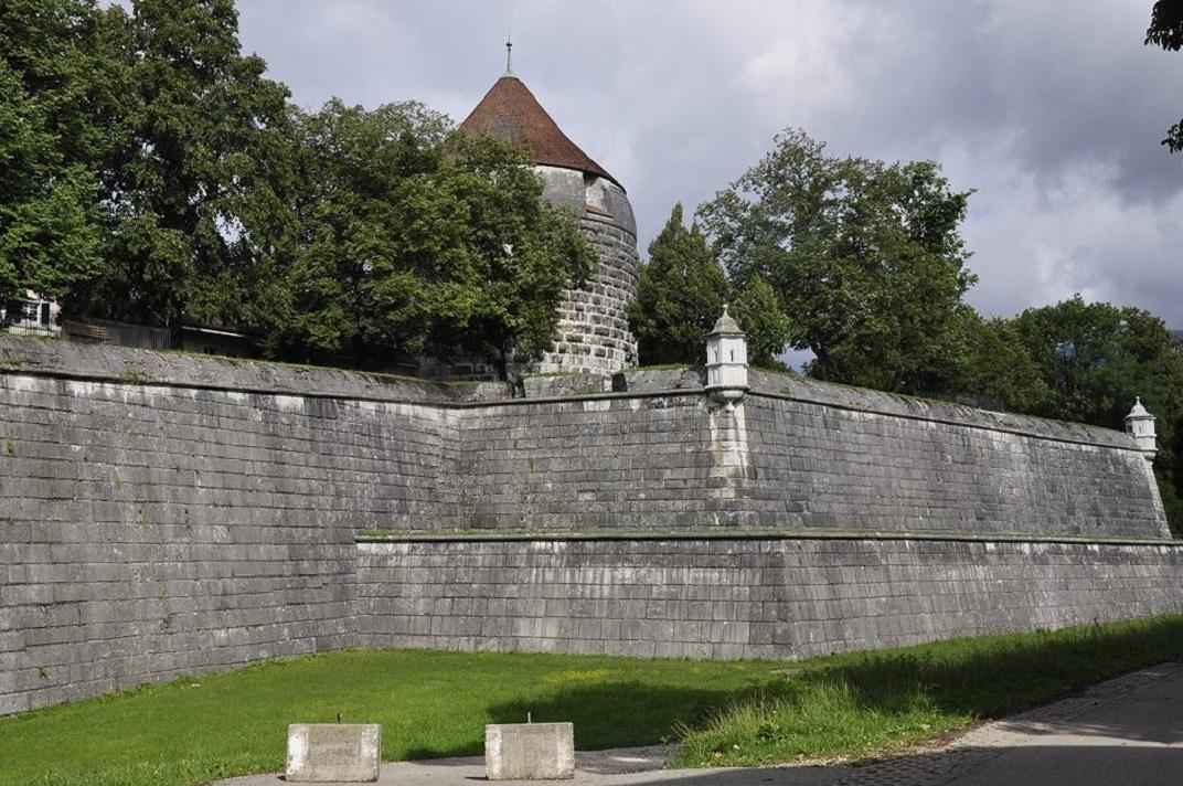 Bastió de la muralla de Solothurn