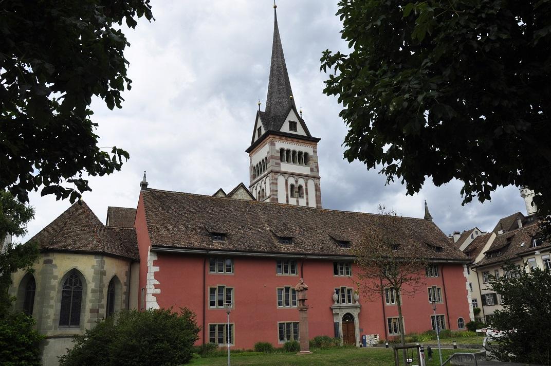 Biblioteca de la Catedral de Schaffhausen
