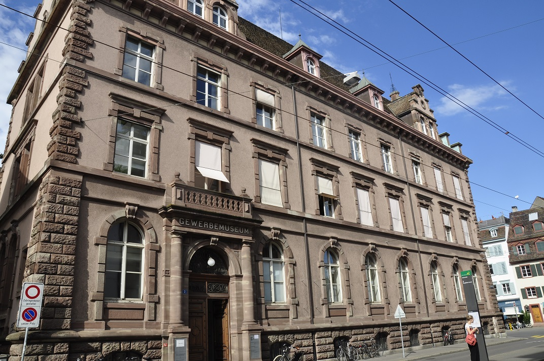 Biblioteca de l'escola de Disseny de Basilea