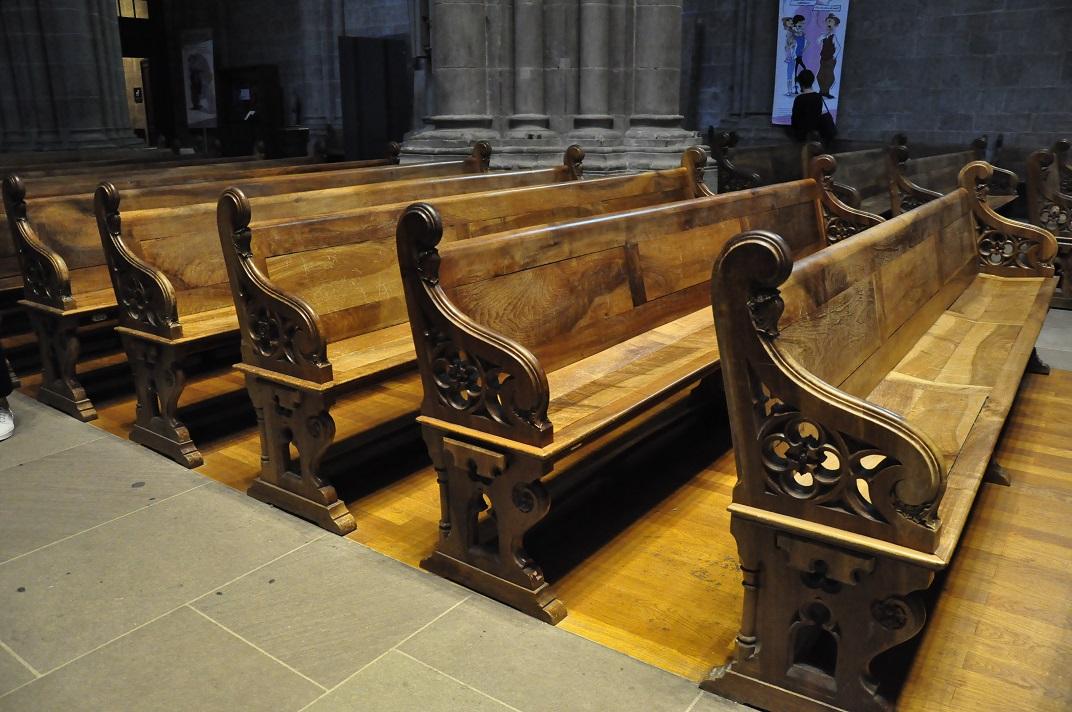 Cadirat de la Catedral de Ginebra