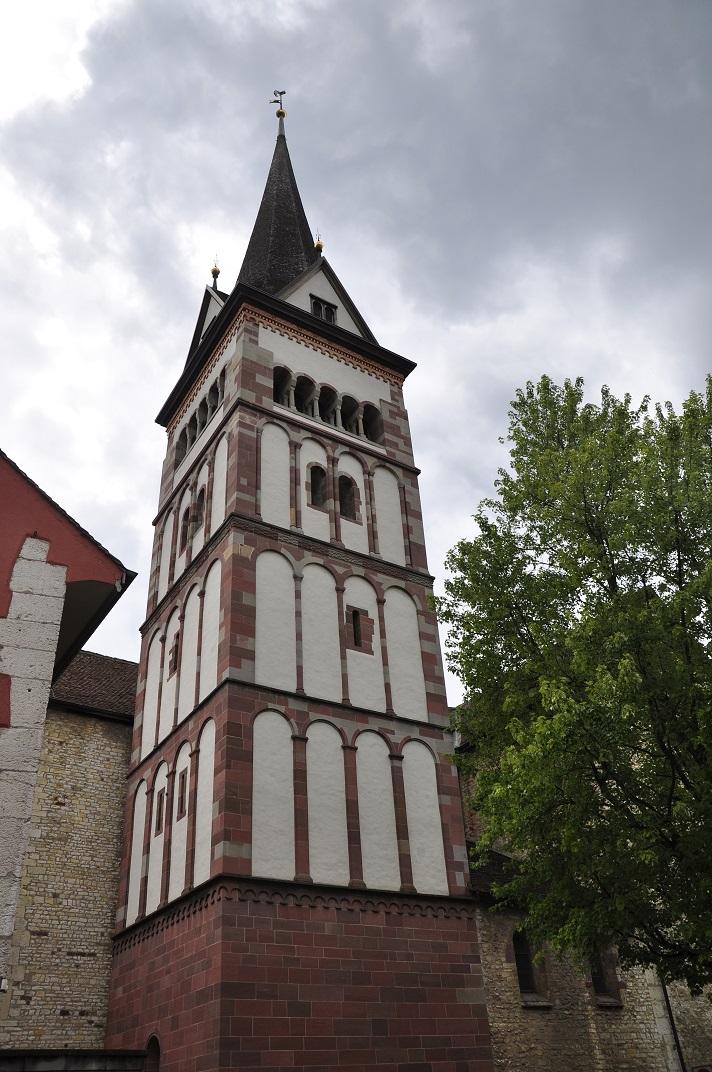 Campanar de la Catedral de Schaffhausen