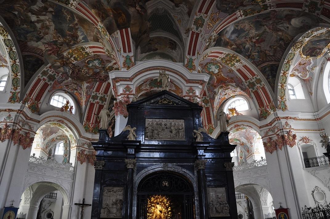 Capella de la Gràcia de la Col·legiata d'Einsiedeln