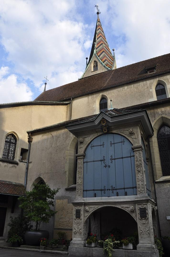Capella de l'església de Baden