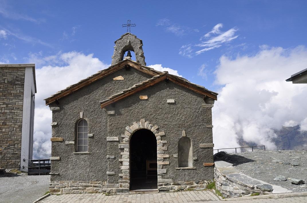 Capella de Sant Bernat d'Aosta de Gornergrat