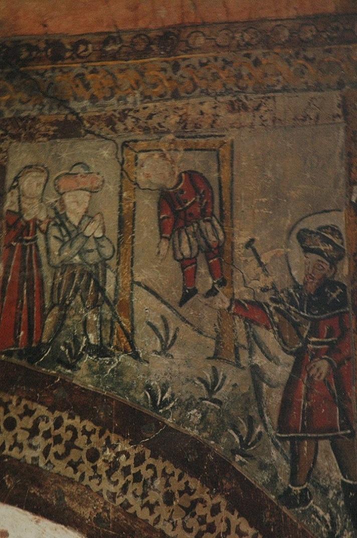 Capella de Sant Jaume de l'església de Sant Andreu de Salardú