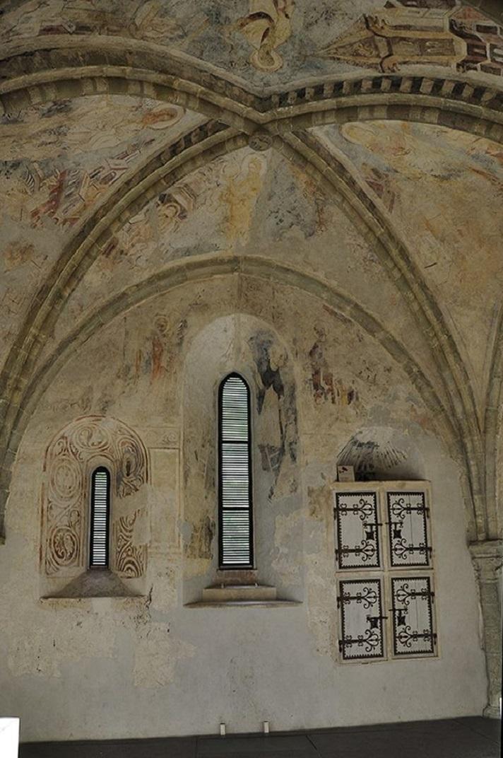 Capella de Sant Jordi del castell de Chillon