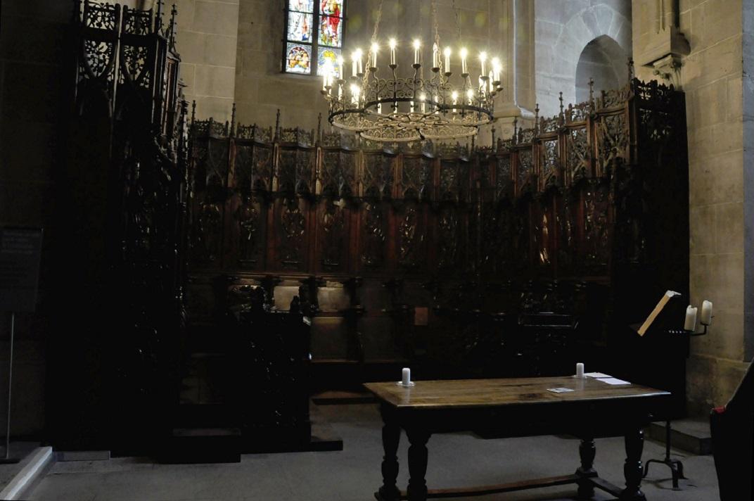 Capella de Sant Maurici de la Catedral de Lausana