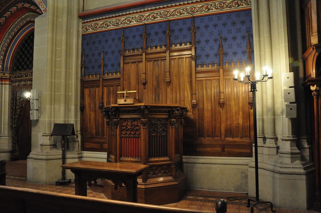 Capella dels Macabeus de la Catedral de Ginebra