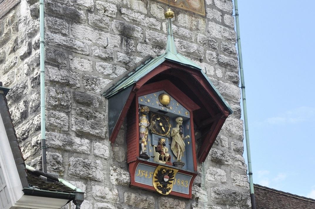 Carilló de la torre del Rellotge de Solothurn