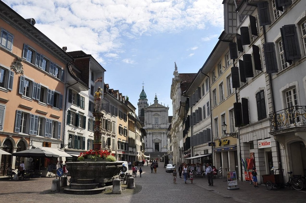 Carrer Major de Solothurn