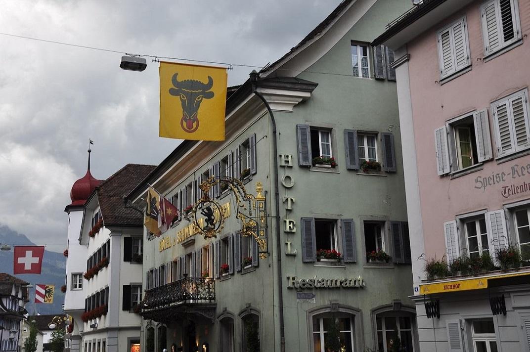 Carrer principal d'Altdorf