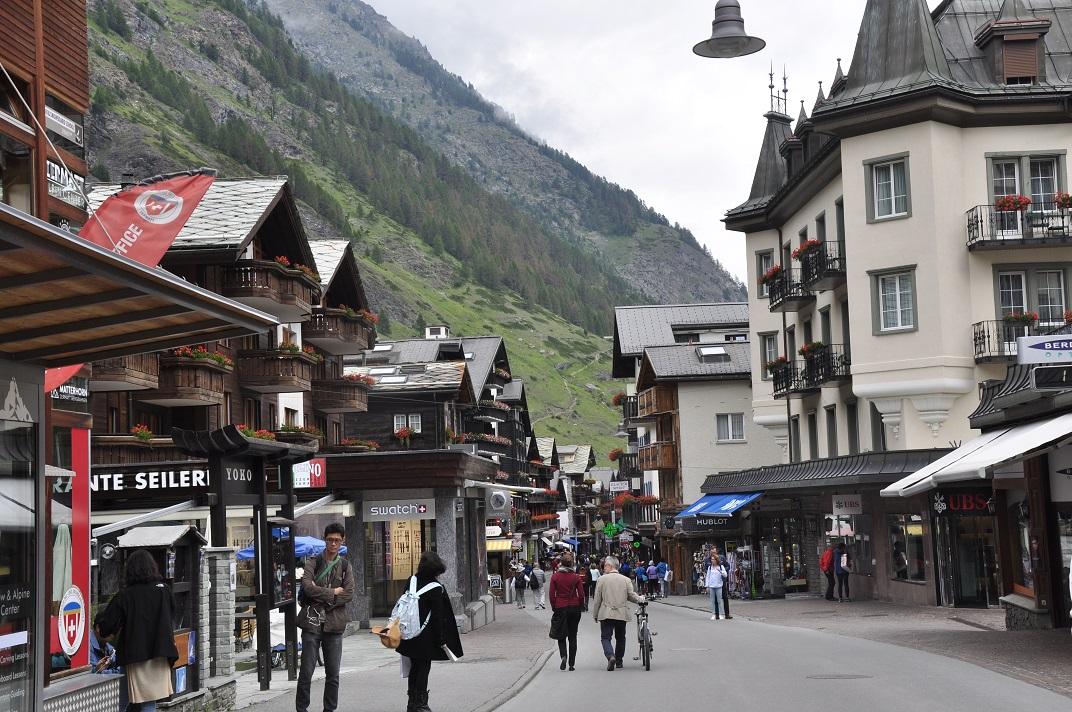 Carrers de Zermatt
