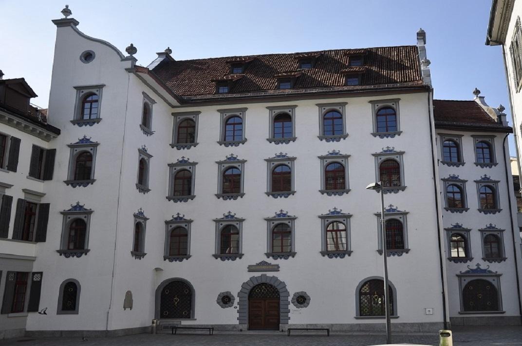 Casa de la Ciutat de Sankt Gallen