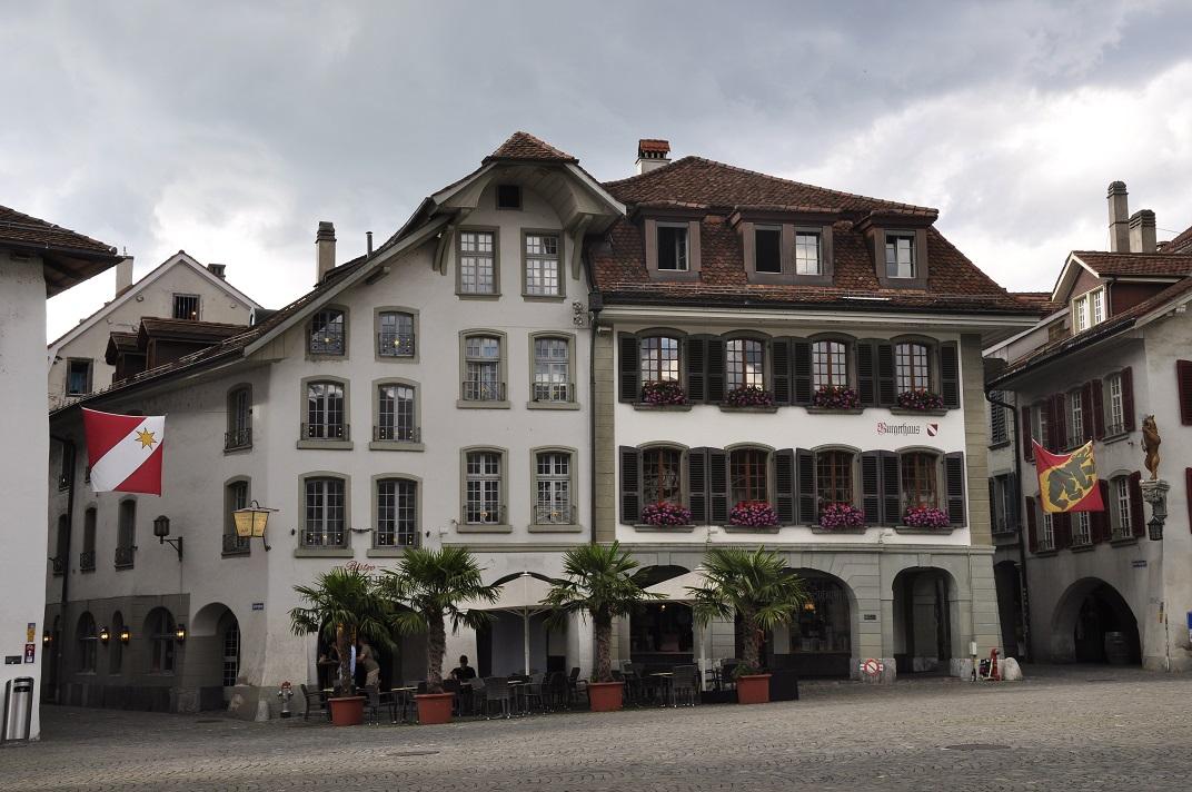 Casa de la Ciutat de Thun