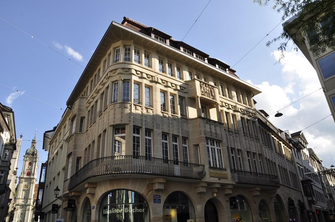 Casa de la llanterna de Sankt Gallen