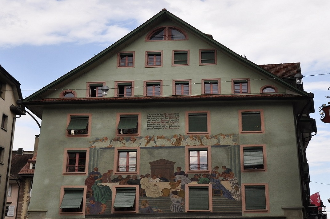 Casa del Sol de Lucerna