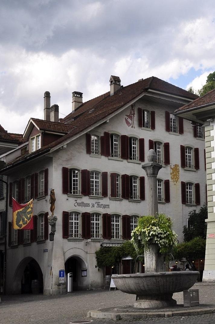 Casa gremial dels carnissers de Thun