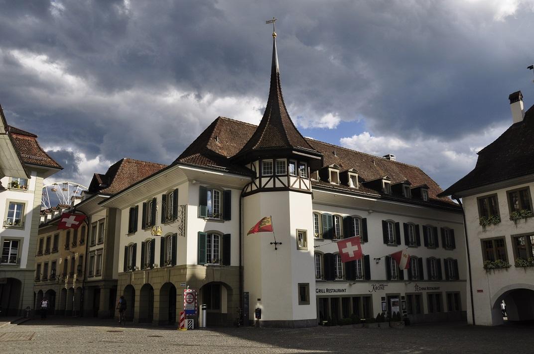 Casa gremial dels forners de Thun