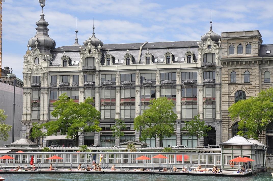 Casa Metropol de Zuric