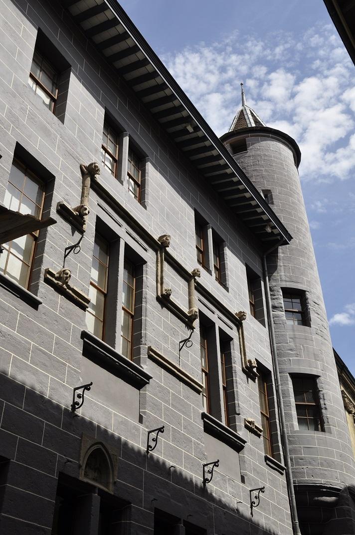 Casa Tavel de Ginebra